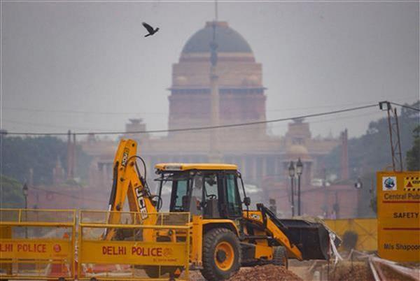 Rs 238 crore spent so far for construction of new Parliament building: Govt