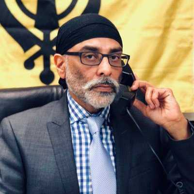 Sedition case against SFJ member Pannun for threat call against HP CM
