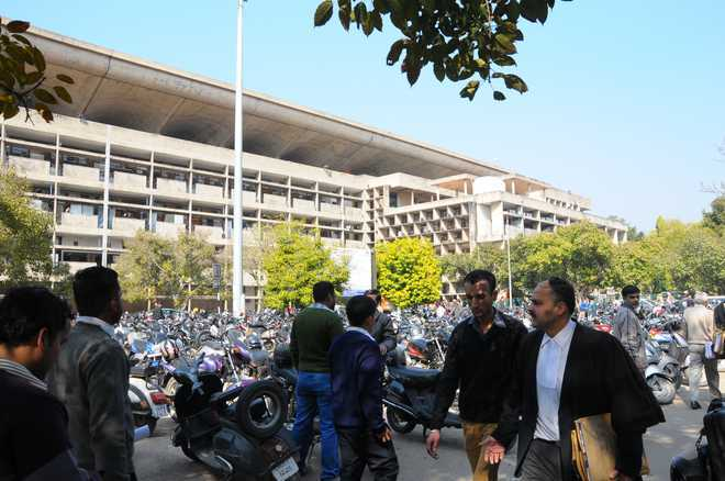Case pendency nearing 7-lakh mark in Punjab and Haryana High Court