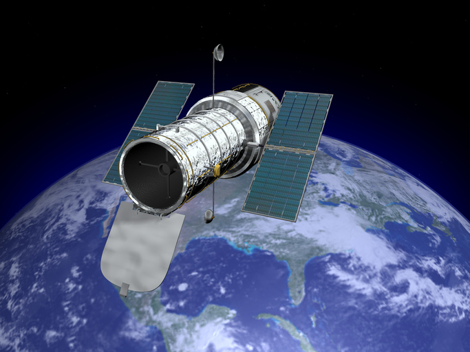Hubble Space Telescope fixed after month of no science