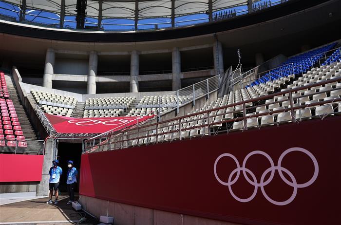 WHO: Virus risk inevitable at Tokyo Olympics