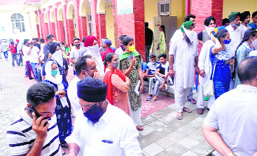 25,753 vaccine doses administered in a day in Patiala