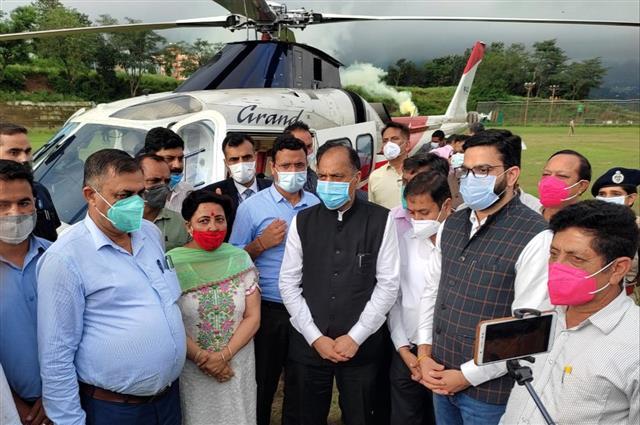 Not afraid, says Himachal CM Jai Ram Thakur over SFJ threats