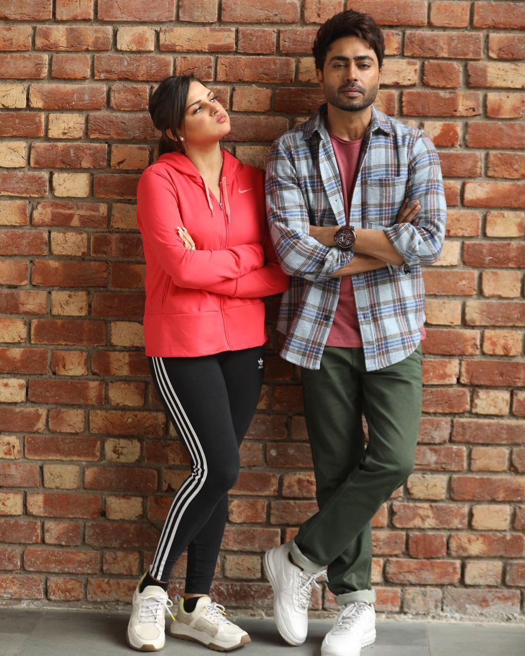 Singer Nishawn Bhullar has come up with a soft romantic number, Zyada Vadia
