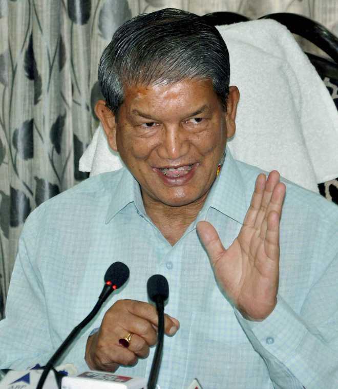 Sonia names Rawat Cong Uttarakhand campaign chief