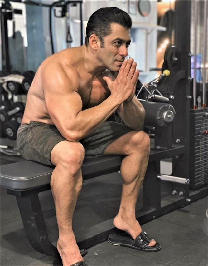 Salman Khan goes all out for his film Tiger 3