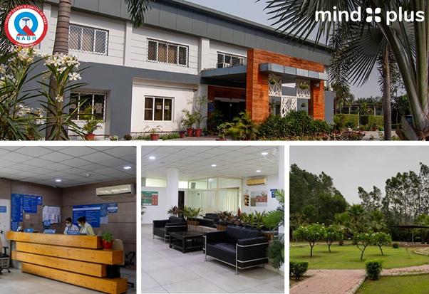 Punjab's First State-of-the-Art NABH Accredited Rehabilitation Hospital- Mind Plus Retreat (Ludhiana)