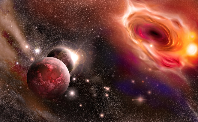 For first time, astronomers discover star-like objects that appear and disappear
