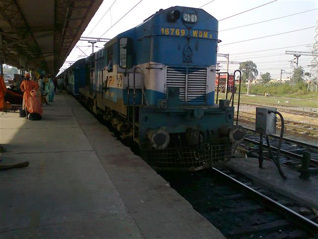 Reliving romance of the railways