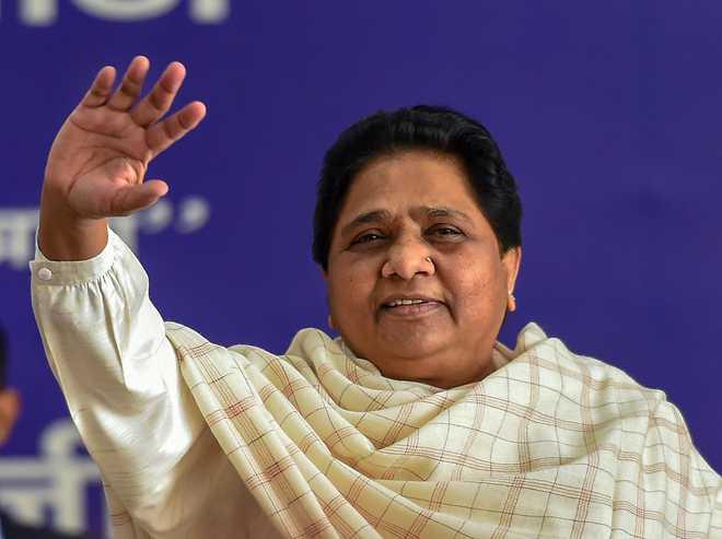Mayawati slams Amarinder over letter to PM Modi regarding farmers' protest