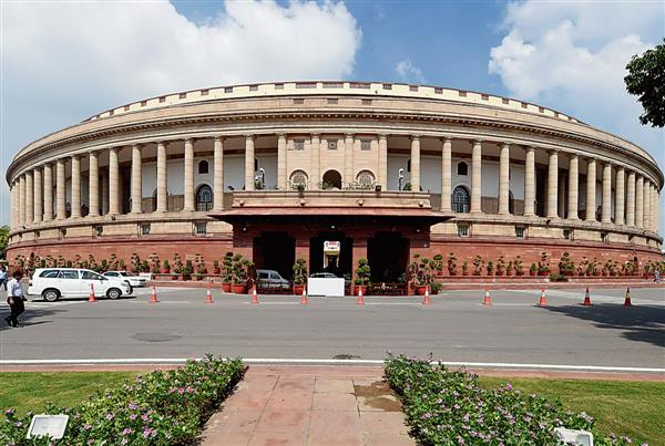 Lok Sabha adjourned after passage of two Bills amid Opposition uproar over Pegasus, farm laws