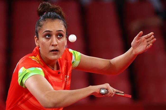 Tokyo Olympics: Manika Batra stuns World No. 32 to reach third round