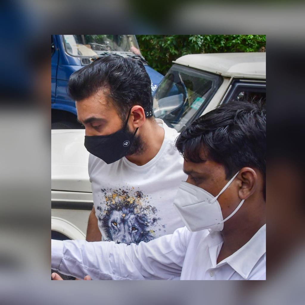 Watch: Raj Kundra sent in police custody till July 23; WhatsApp chats reveal 'financial dealings'; techie nabbed in porn film case