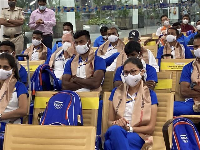 44 Indian athletes to participate in Olympics opening ceremony amid Covid fears