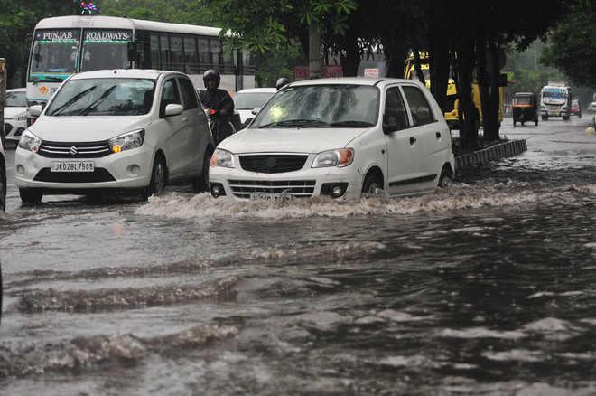 Heavy rain warning in Jammu and Kashmir for July 19-21