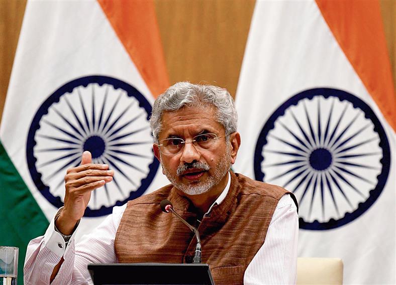 EAM S Jaishankar takes up violence against Indians in SA