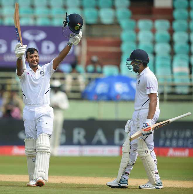 """India in England: Pant still in isolation as all eyes on """"opener"""" Mayank against County Select XI"""