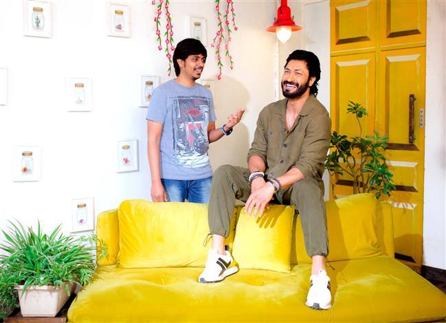 Vidyut Jammwal, Sankalp Reddy team up for the film IB 71