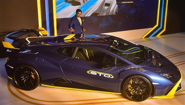 Lamborghini aims at triple digit sales in India