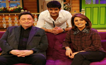 This is Kapil Sharma's 'memories for life' picture; it features Rishi and Neetu Kapoor; have a look