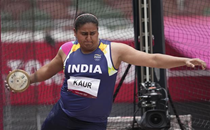"""Sehwag fan Kamalpreet wants to play cricket tournament """"someday"""" but athletics is her first love"""