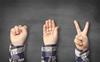 Deaf & mute teacher, students bridge gap with sign language