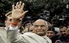 President Ram Nath Kovind arrives in Srinagar