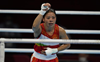 Six-time world champion Mary Kom goes down fighting in Olympic pre-quarters