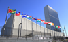 Route to intern with UN