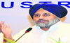 Badals root for players at Olympics