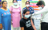 Over 10K jabbed in a day in Patiala