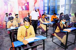 Reopening of schools for Class X to XII: 30% students attend classes on first day in Patiala