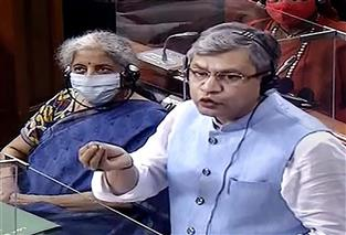 Pegasus report: Attempt to malign Indian democracy, says IT Minister Vaishnaw in Lok Sabha