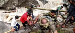 Search on for 20 survivors after massive cloudburst in remote Kishtwar village