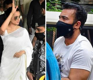 'This is why I call industry gutter': Kangana Ranaut strongly reacts to Raj Kundra's arrest; promises to expose B-town