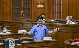 50% of eligible population in Delhi got at least 1 dose of Covid vaccine: Kejriwal