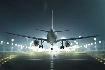 No international flights till August 31