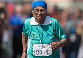 Chandigarh's miracle mom Mann Kaur dies at 105