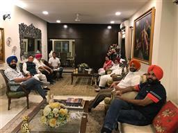 Punjab Congress crisis: Battle lines harden, party MPs strategise on Navjot Singh Sidhu's role