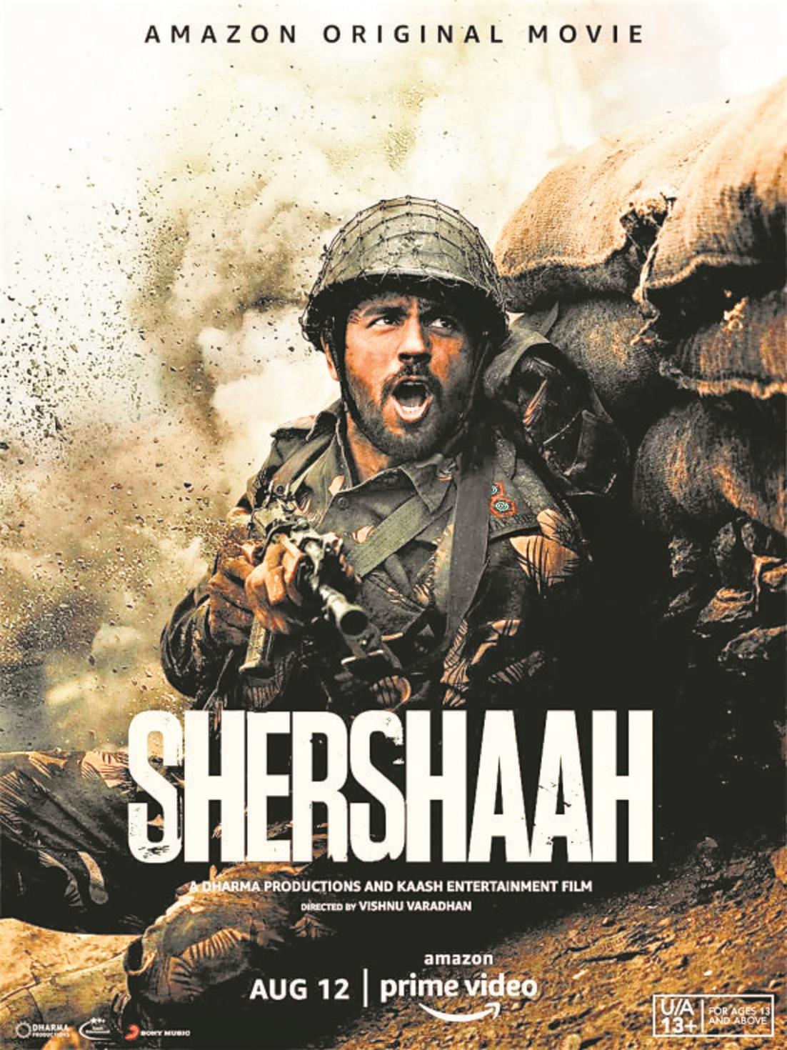 Shershaah is set to have a digital release on Amazon Prime Video