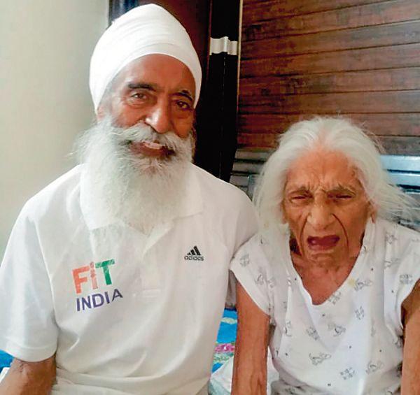 Veteran athlete Mann Kaur racing against time