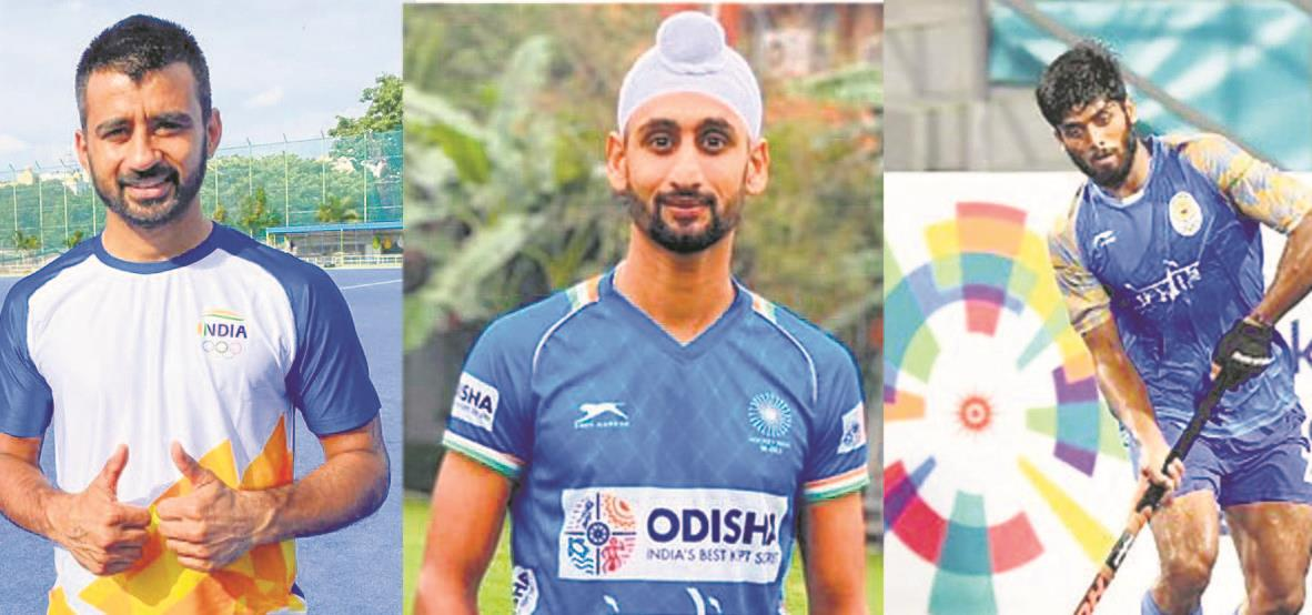 Olympics: 3 from Jalandhar's Mithapur village in Indian hockey team