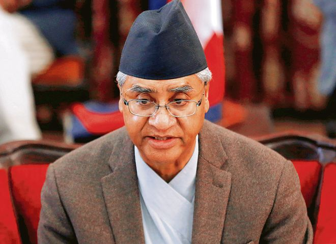 Deuba's stint a chance to reset India-Nepal ties