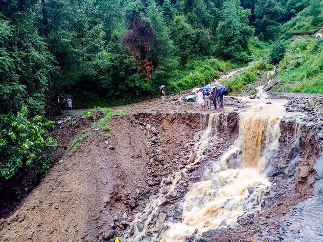 Shimla set to face water crunch