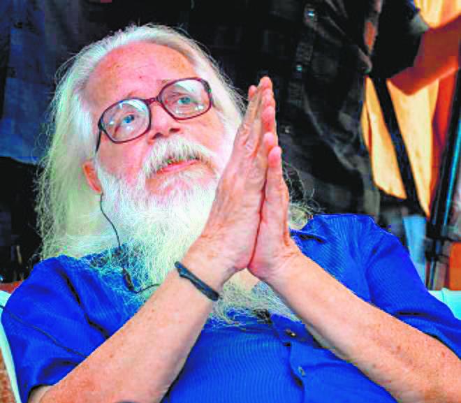 Probe Kerala cops who 'framed' ISRO scientist S Nambi Narayanan in 1994 spy scandal: Supreme Court to CBI