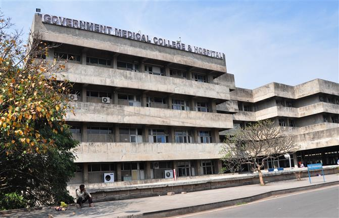 Patient jumps to death at GMCH-32, Chandigarh