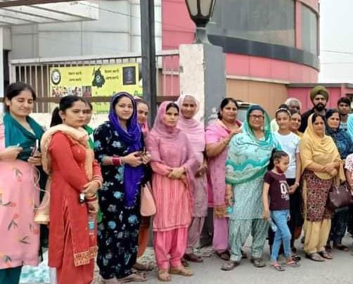 Farmer protest: Jalandhar women set for Delhi to make their voices heard