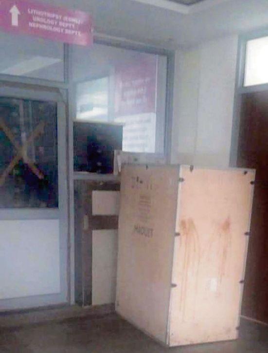 Rs 78 lakh heart-lung machine idle at Rajindra Hospital, Patiala