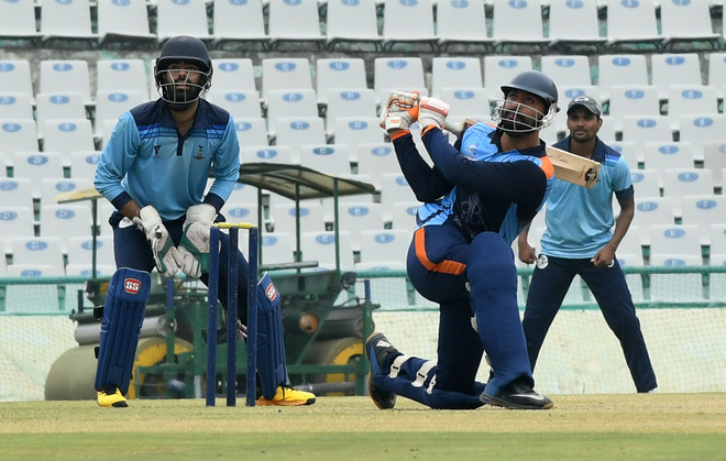 Kapurthala beat Patiala by 7 wickets, enter final