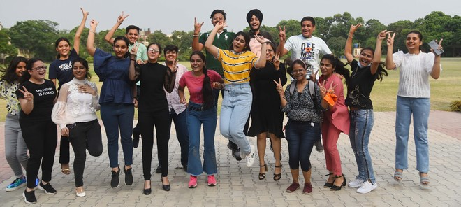 Ludhiana students excel in Class X, XII results